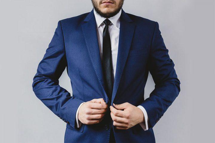 Pánske obleky nadmerné veľkosti