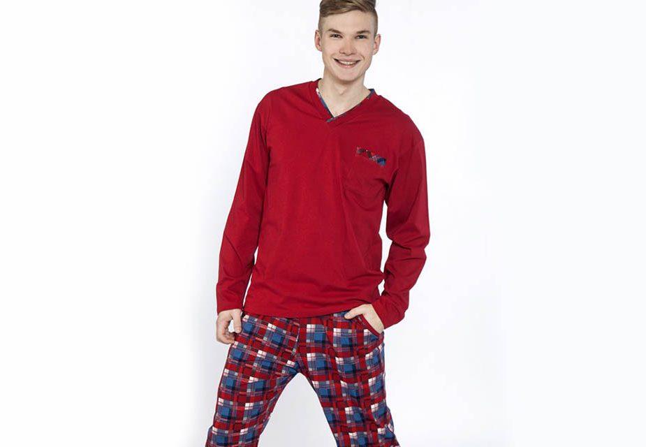 Pánske pyžamo AM Molet